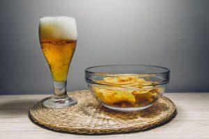 Alcohol - Empty Calories