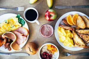bread-breakfast-coffee
