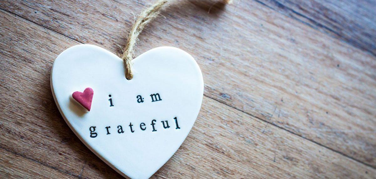 Before All Else, BE GRATEFUL